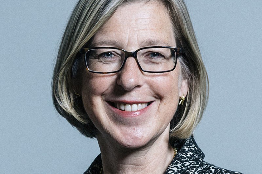 Sarah Newton, Minister for disabled people