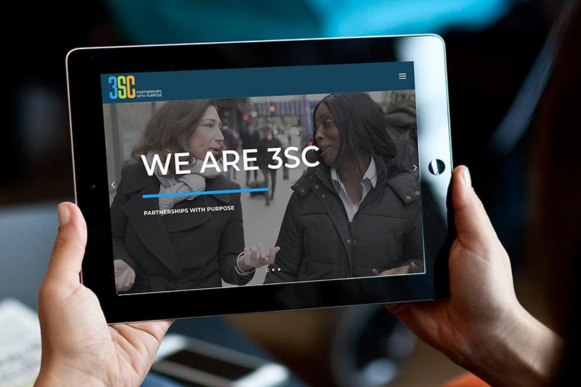 3sc website on ipad